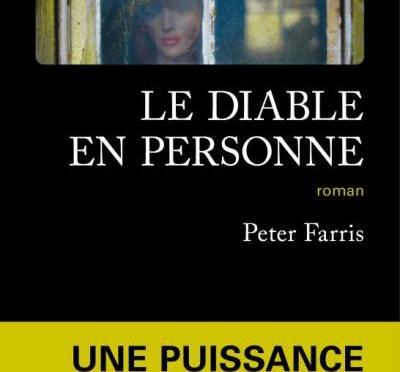 Le diable en personne de Peter Farris